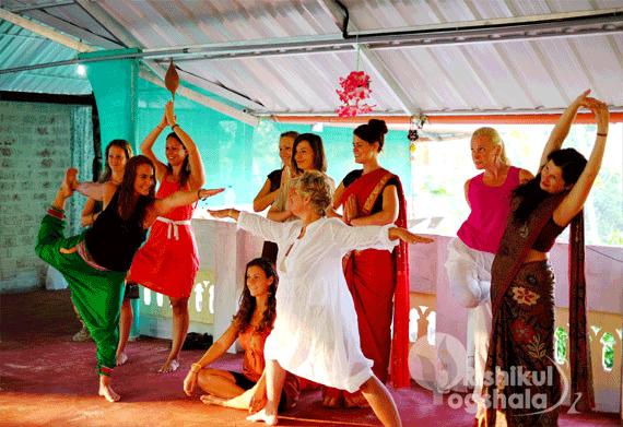 Yoga Teacher Training Rishikesh, India