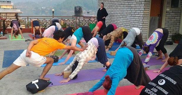hatha yoga teacher training in rishikesh
