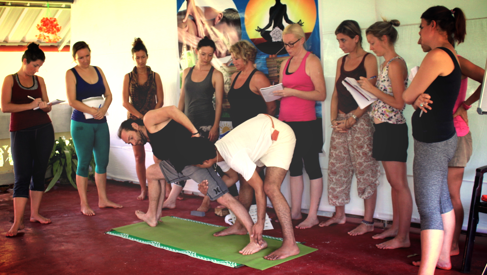 Yoga Teacher Training Course at Rishikul Yogshala
