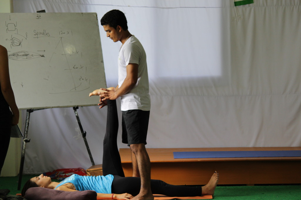 Yoga Workshops and Sessions at Rishikul Yogshala