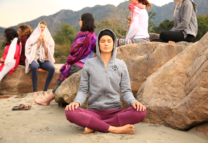 Focus and concentration by yoga