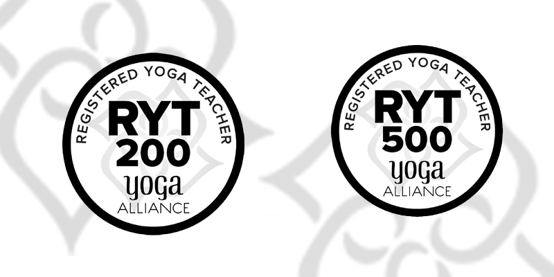 Yoga Alliance RYT Registration