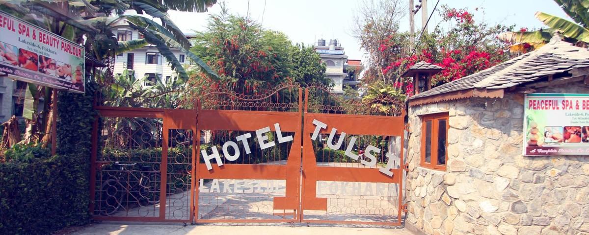 Rishikul Yogshala Nepal Hotel Tulsi