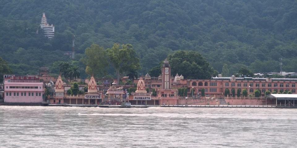 Rishikesh in monsoon