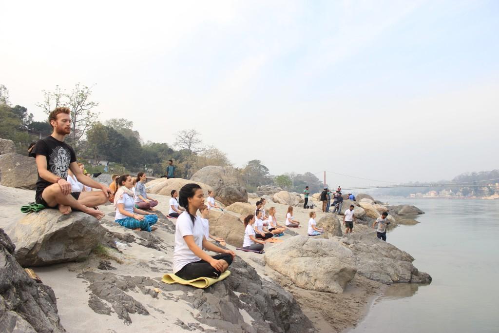 Spirituality in Rishhikesh