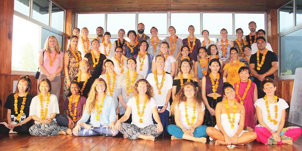 yoga teacher training course october in rishikul yogshala