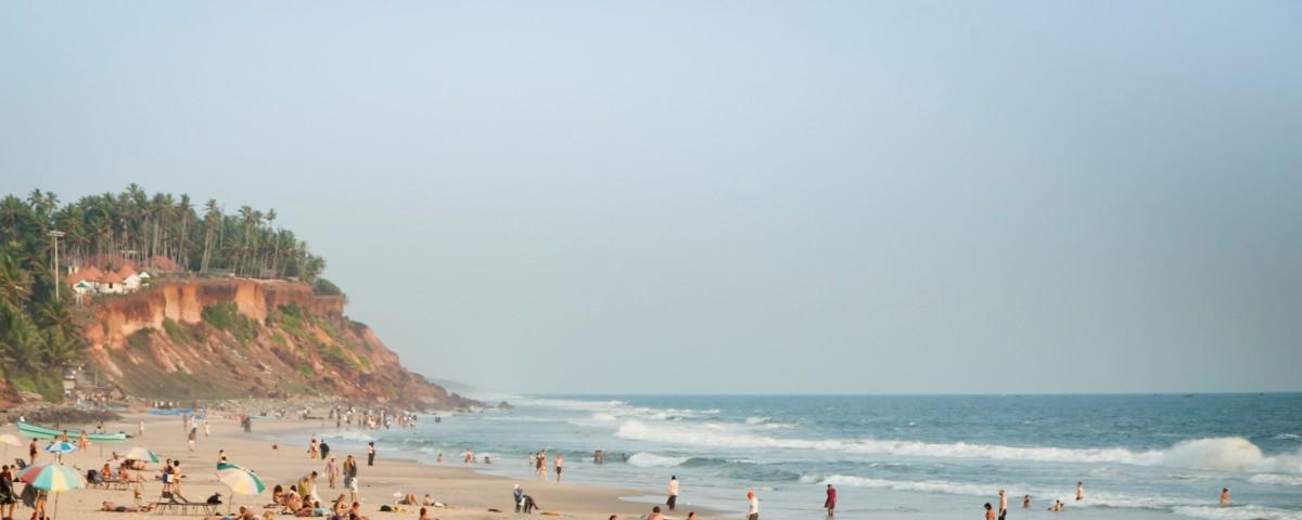 Varkala-beach-papanasam-beach