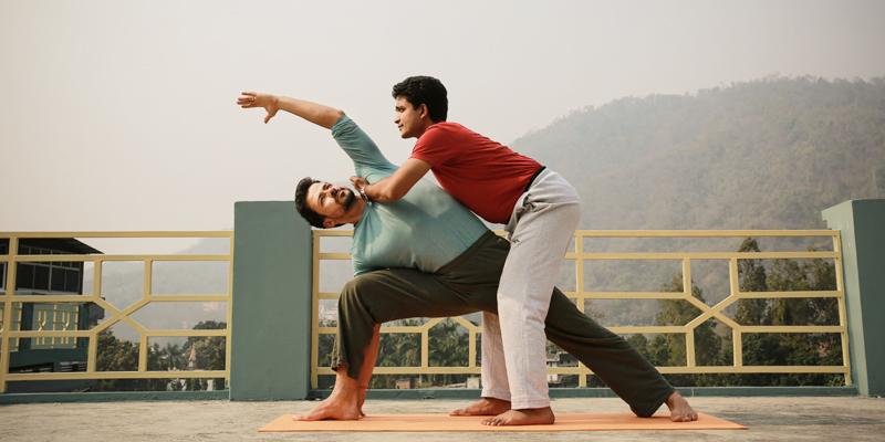 yoga body alignment