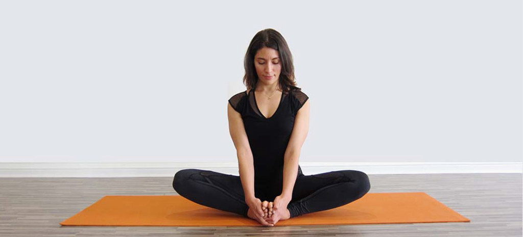 Steps To Practice Titli Asana Butterfly Pose