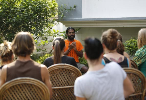 Yoga Philosophy Classes in Rishikesh