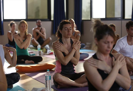Meditation Classes in Rishikesh