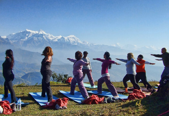 Yoga Classes in nepal