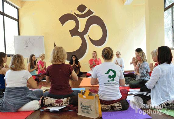 Yoga Teacher Training Programs in India