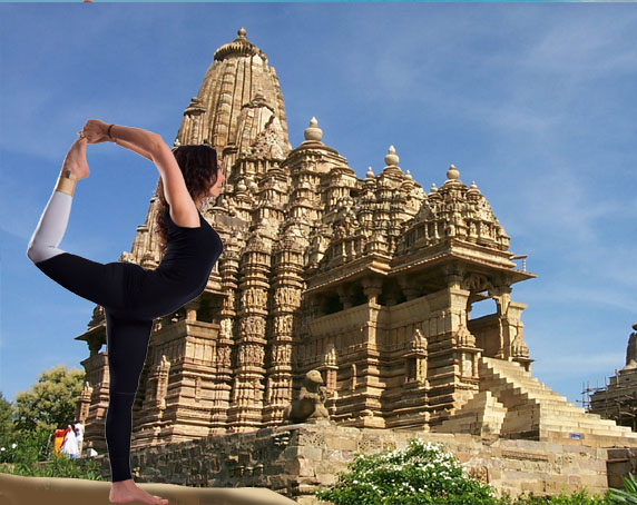 Yoga Teacher Training Khajuraho