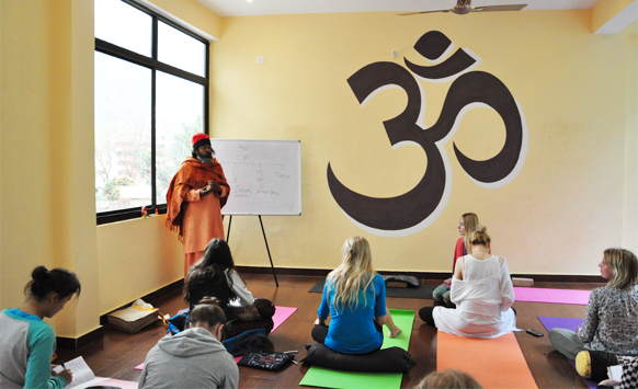 yoga philosophy classes in kerala