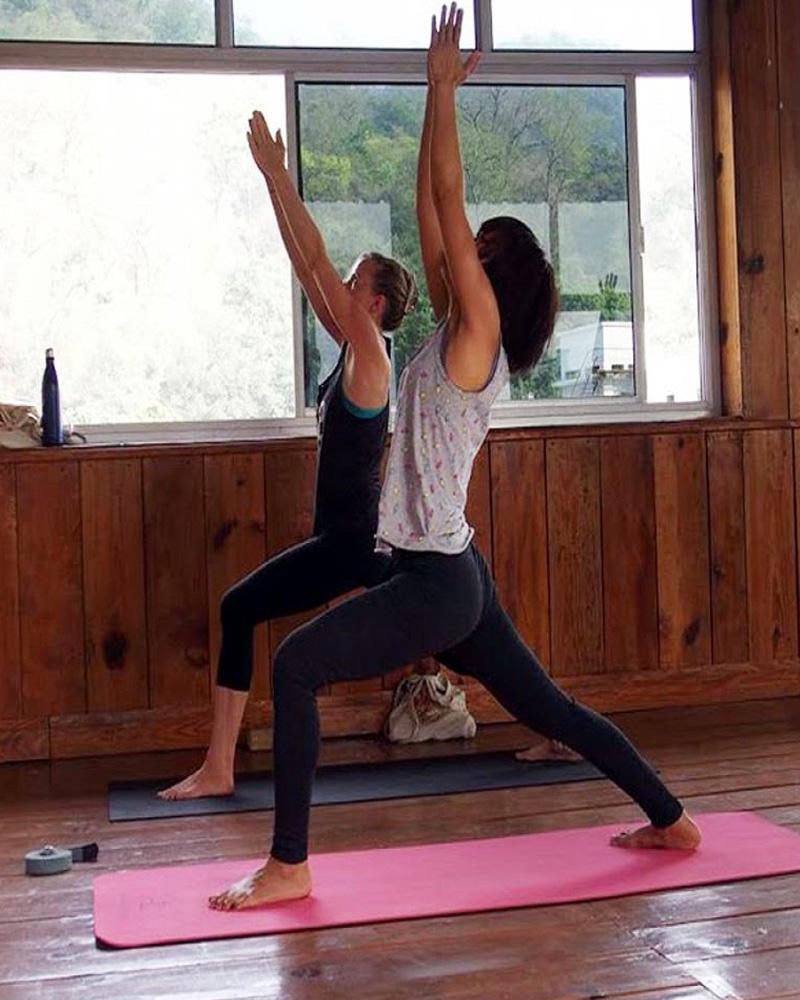 200 hour yoga traininig