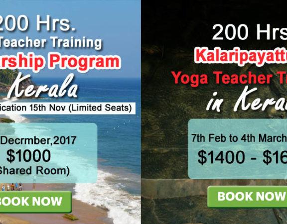 Yoga and Ayurveda Program in Kerala