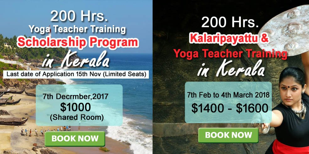 Yoga and Ayurveda Program in Kerala