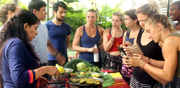 Ayurvedic Cooking Classes in Rishikesh