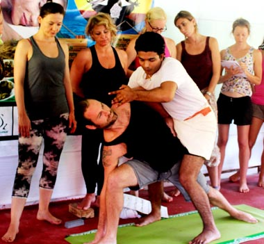 OVERVIEW:200 Hour Yoga Teacher Training Course Certified By The Yoga  Alliance .