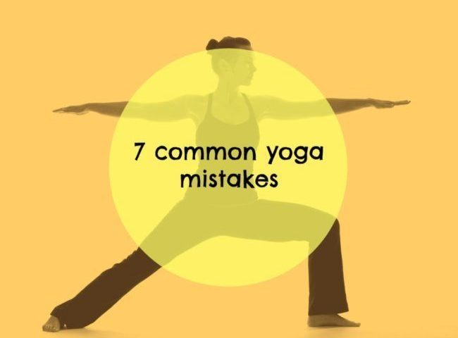 Yoga for beginners to Avoid