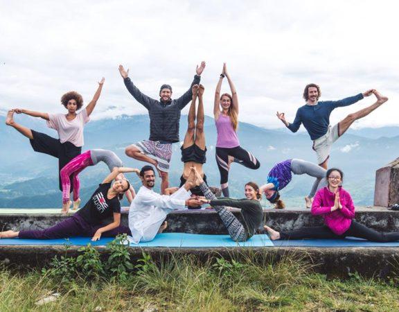 Yoga Teacher Training Scholorship