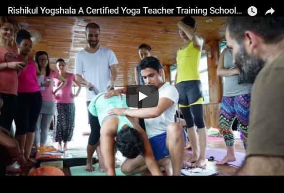 Yoga Teacher Training in Rishikesh, India 2019   Yoga School in India