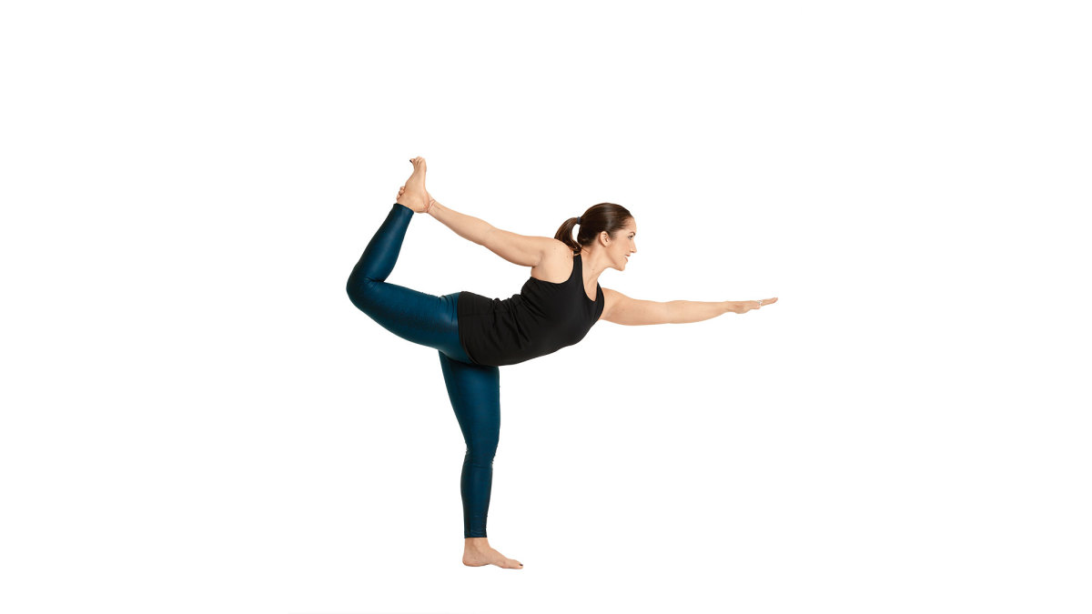 Dancer Pose (Natarajasana)