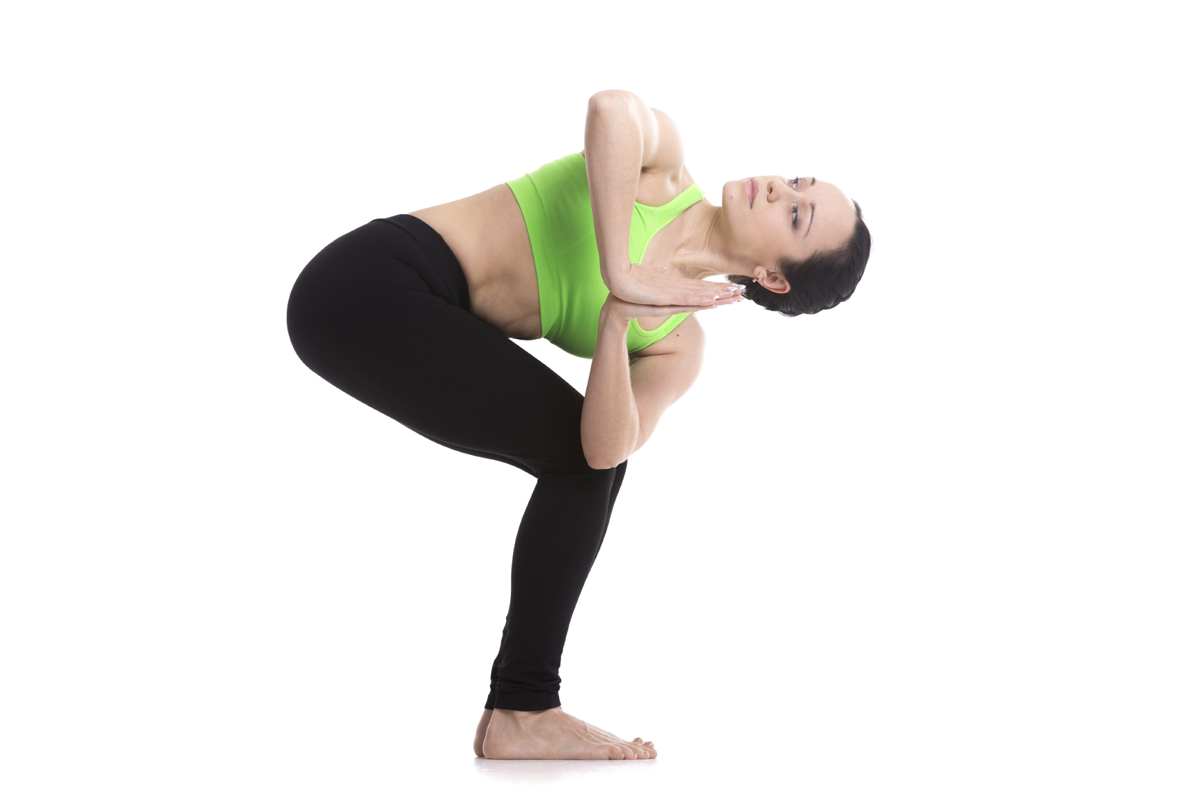 Twisted Chair (Parivrtta Utkatasana)