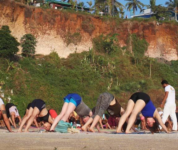 Yoga Teacher Training in Varkala Kerala, India | Yoga