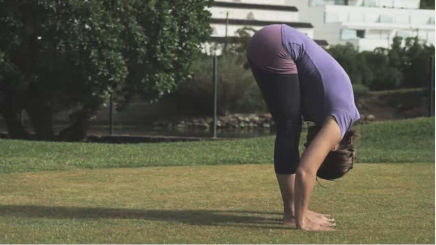 Hand to Foot Pose (Hasta Padasana)