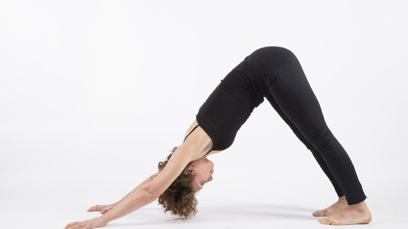 Downward Facing Dog Pose ( Adho Mukha Svanasana)