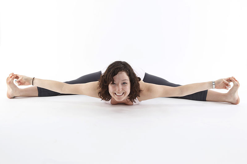 Seated Wide Angle Pose (Upavistha Konasana)