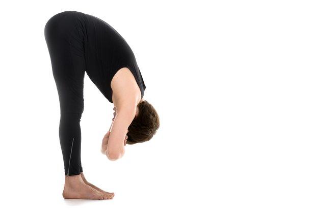 Standing Forward Fold Pose (Uttanasana)