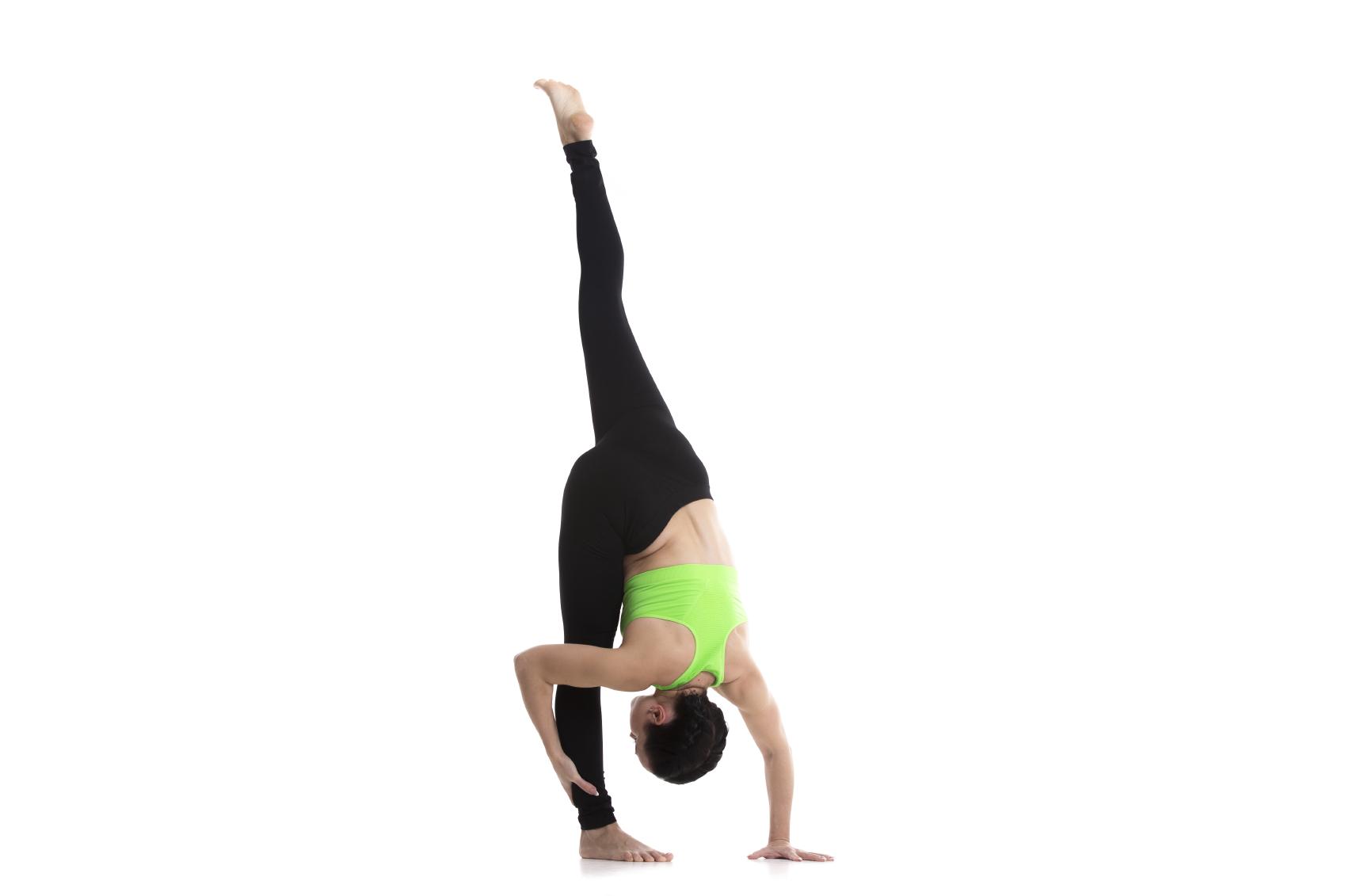 Standing Split Pose (Eka Pada Uttanasana)