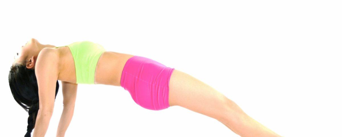 Upward Plank Pose (Purvottanasana)