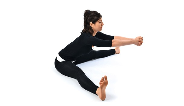 Mill Churning Pose ( Chakki Chalanasana)