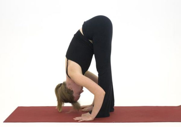 Uttanasana (Standing Forward Bend Pose)