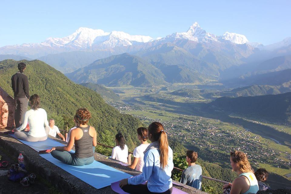 Yoga improves mental health