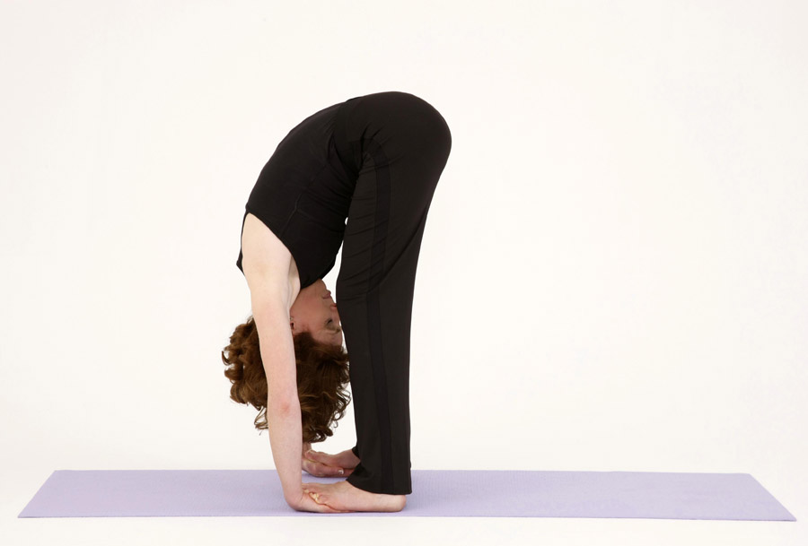 benefits of Padahastasana (Hand Under Foot Pose)