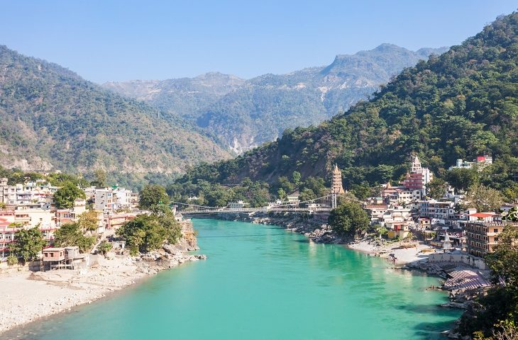 Rishikesh in the Month of March