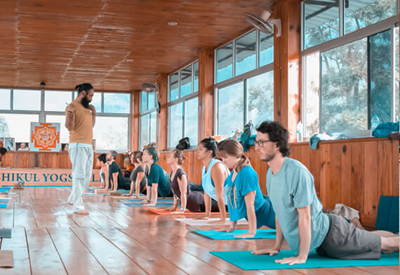 ASHTANGA YOGA IN DELHI