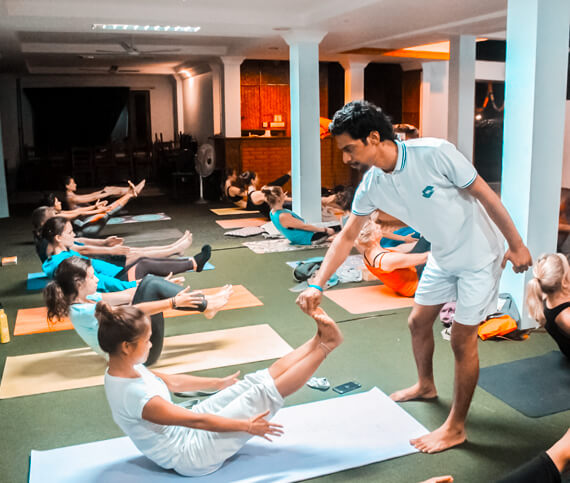 Yoga Classes In Delhi Yoga Studio And Center In Delhi