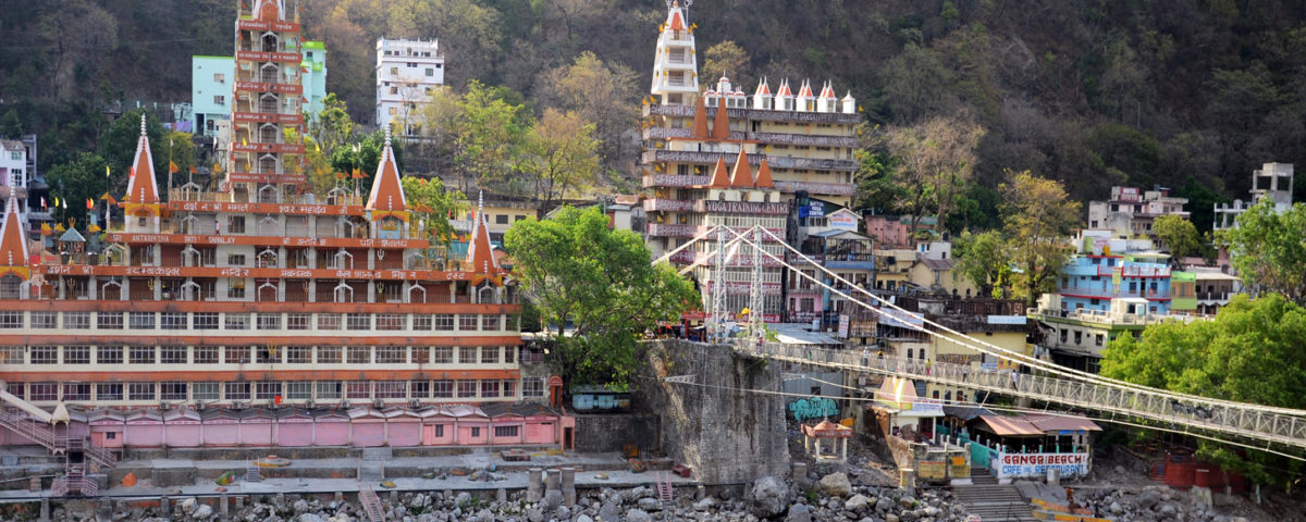 Rishikesh in The Month of April?