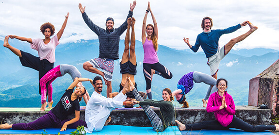 Yoga Teacher Training in Pokhara, Nepal