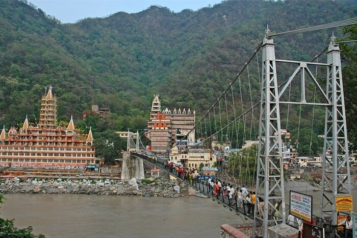 Visit Rishikesh In the Month of July