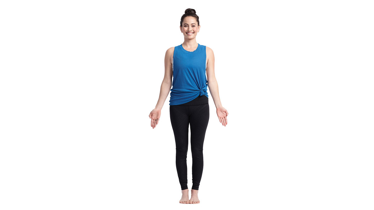 Tadasana (Mountain Pose)