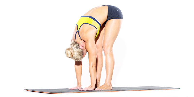 The Health Benefits of Upward Forward Fold (Urdhva Uttanasana)