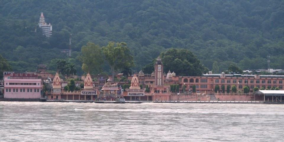 Visit Rishikesh in the Month of August