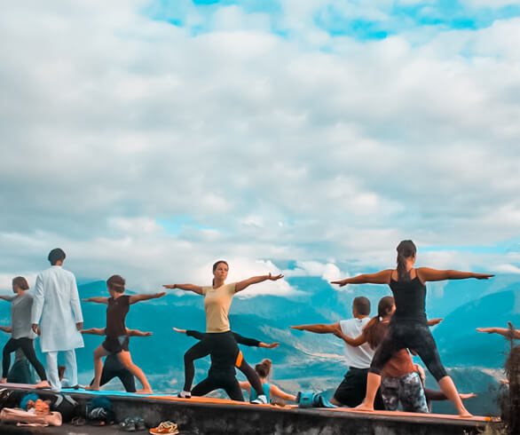 YOGA RETREAT IN NEPAL